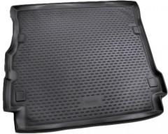 Коврик в багажник для Land Rover Discovery 4 '09-16, (длинный), полиуретановый (Novline / Element) черный