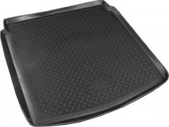 Коврик в багажник для Audi A4 '08-15, седан, резино/пластиковый (Norplast)