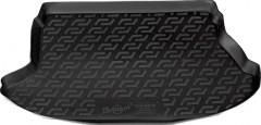 Коврик в багажник для Kia Cerato '04-09 хетчбэк, резино/пластиковый (Lada Locker)