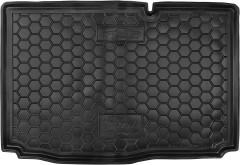 Коврик в багажник для Ford B-Max '12- (нижняя полка), резиновый (AVTO-Gumm)