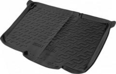 Коврик в багажник для Opel Corsa D '06-14, резино/пластиковый (Lada Locker)