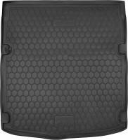 Коврик в багажник для Audi A6 '14- седан, резиновый (AVTO-Gumm)