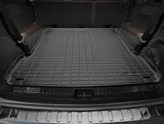 Коврик в багажник для Mercedes GL-Class/GLS X166 '12-, длинный, резиновый (WeatherTech) черный
