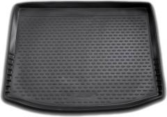 Коврик в багажник для Subaru XV '11-16, полиуретановый (Novline / Element) черный