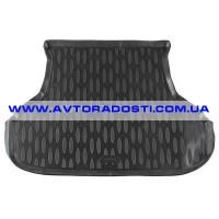 Коврик в багажник для Lada (Ваз) Priora 2172 '07- хетчбэк, полиуретановый (Aileron)