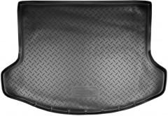 Коврик в багажник для Kia Sportage '10-15, полиуретановый (NorPlast) черный