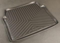 Коврик в багажник для Mercedes E-Class W124 '84-96, резино/пластиковый (Norplast)
