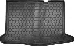 Коврик в багажник для Renault Sandero / Stepway '13-, резиновый (AVTO-Gumm)