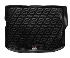 Коврик в багажник для Mitsubishi ASX '10-, резиновый (Lada Locker)