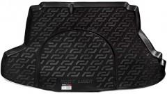 Коврик в багажник для Kia Cerato '04-09 седан, резино/пластиковый (Lada Locker)