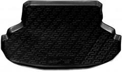 Коврик в багажник для Suzuki SX4 '06-14, седан, резино/пластиковый (Lada Locker)
