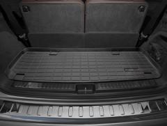 Коврик в багажник для Mercedes GL-Class/GLS X166 '12-, короткий, резиновый (WeatherTech) черный