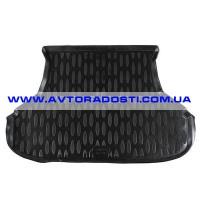 Коврик в багажник для Lada (Ваз) Priora 2170 '07- седан, полиуретановый (Aileron)