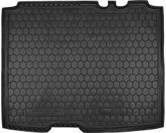 Коврик в багажник для Ford Tourneo Connect '13- (короткая база), резиновый (AVTO-Gumm)