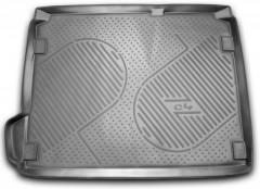 Коврик в багажник для Citroen C4 '11- хетчбэк, полиуретановый (Novline / Element) черный EXP.C000000083