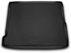 Коврик в багажник для Renault Scenic '09-, полиуретановый (Novline / Element) черный