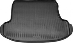 Коврик в багажник для Subaru Legacy '04-10, полиуретановый (Novline / Element) черный