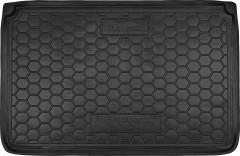 Коврик в багажник для Renault Captur '13-, верхний, резиновый (AVTO-Gumm)
