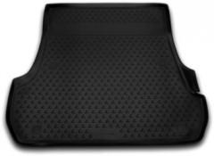 Коврик в багажник для Lexus LX 570 '08- (5 мест) полиуретановый (Novline / Element) черный