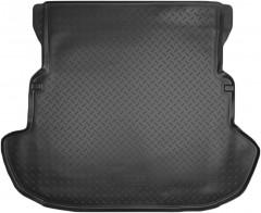 Коврик в багажник для Mercedes E-Class W211 '02-05 седан, резино/пластиковый (Norplast)