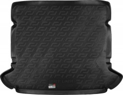 Коврик в багажник для Chevrolet Orlando '11- (длинный), резиновый (Lada Locker)