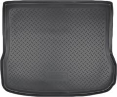 Коврик в багажник для Audi Q5 '08-17, полиуретановый (NorPlast) черный