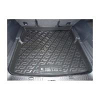 Коврик в багажник для Ford S-Max '06-, резиновый (Lada Locker)
