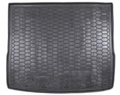 Коврик в багажник для Ford Focus 2 (II) '04-11 универсал, резиновый (AVTO-Gumm)