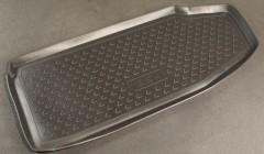 Коврик в багажник для Lexus GS Hybrid '05-12, полиуретановый (NorPlast) черный