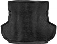 Коврик в багажник для Mitsubishi Outlander XL '07-12 (без сабвуфера), резиновый (Lada Locker)