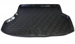 Коврик в багажник для Toyota Highlander '07-13, длинный, резиновый (Lada Locker)