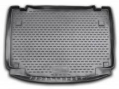 Коврик в багажник для Daihatsu Terios '07-, полиуретановый (Novline) черный