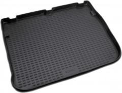 Коврик в багажник для Renault Scenic '03-08, полиуретановый (Novline / Element) черный