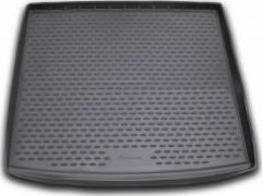 Коврик в багажник для Ford Grand C-Max '11-, полиуретановый (Novline / Element) черный