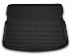 Коврик в багажник для Ssangyong Kyron '05-07, полиуретановый (Novline / Element) черный