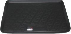 Коврик в багажник для Renault Captur '13-, резиновый (Lada Locker)