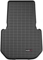 Коврик в передний багажник для Tesla Model S 2WD '12-13 резиновый (WeatherTech) черный