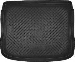Коврик в багажник для Volkswagen Tiguan '07-16, полиуретановый (NorPlast) черный