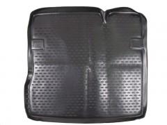 Коврик в багажник для Renault Duster '10-18 (2WD), полиуретановый (Novline / Element) черный