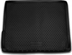 Коврик в багажник для Volkswagen Touareg '10-18 (2-х зонный климат), полиуретановый (Novline / Element)