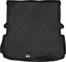 Коврик в багажник для Ford Explorer '11-, резино/пластиковый (Lada Locker)