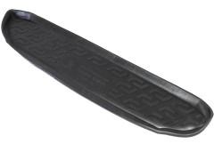 Коврик в багажник для Chevrolet Orlando '11- (короткий), резино/пластиковый (Lada Locker)