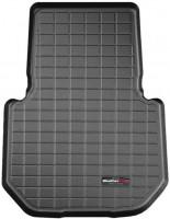 Коврик в передний багажник для Tesla Model S 2WD '13- резиновый (WeatherTech) черный