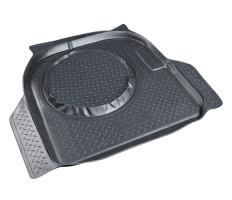 Коврик в багажник для Chery Amulet '04-12, полиуретановый (Norplast)