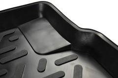 Фото 2 - Коврик в багажник для Mazda 3 '14- седан, резино/пластиковый (Lada Locker)