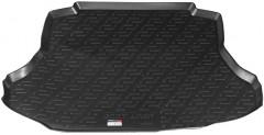 Коврик в багажник для Honda Civic 4D '06-12, резиновый (Lada Locker)