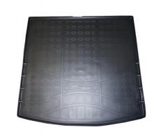 Коврик в багажник для Mitsubishi Outlander '12- (с органайзером), полиуретановый (NorPlast) черный