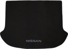 Коврик в багажник для Nissan Murano '03-08, текстильный черный