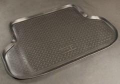 Коврик в багажник для Chery Elara (Fora) '06-, резино/пластиковый (Norplast)