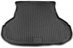 Коврик в багажник для Lada (Ваз) Priora 2170 '07- седан, полиуретановый (Novline / Element) черный